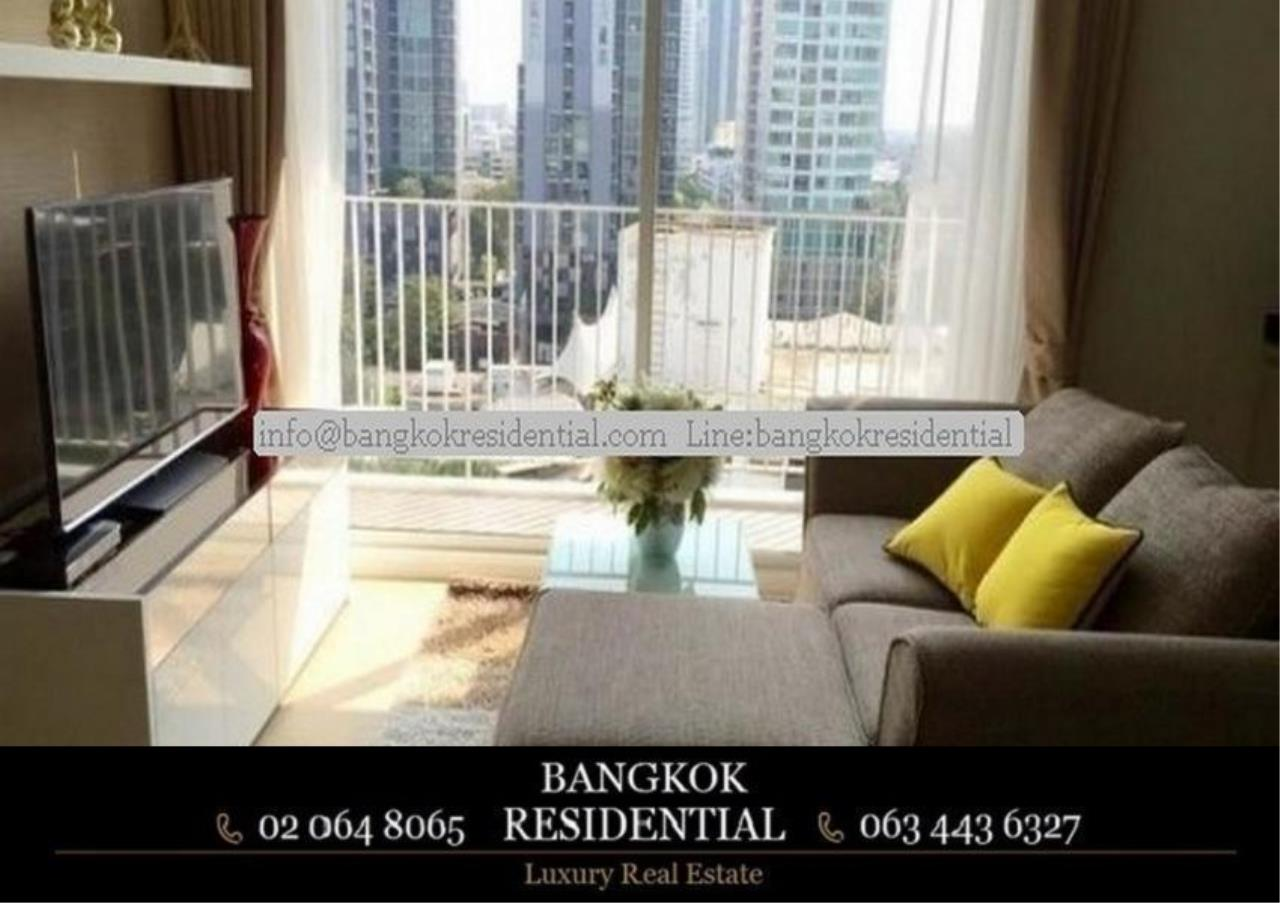 Bangkok Residential Agency's 1 Bed Condo For Rent in Thonglor BR5658CD 5