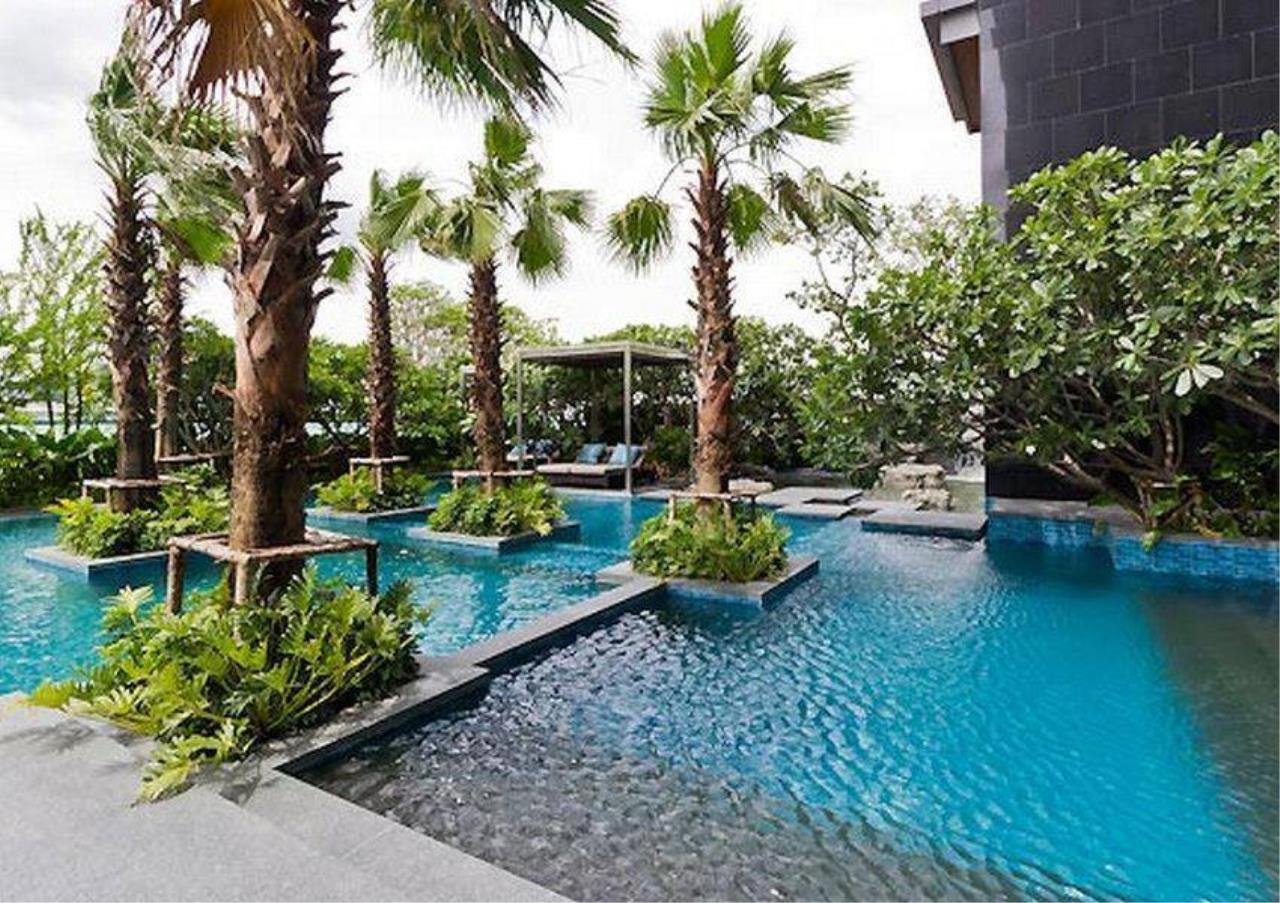 Bangkok Residential Agency's 2 Bed Condo For Rent in Phetchaburi BR5677CD 2