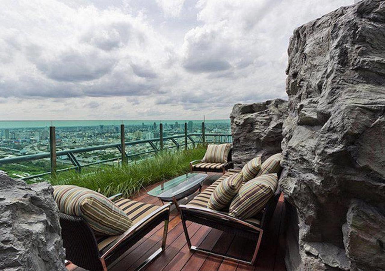 Bangkok Residential Agency's 2 Bed Condo For Rent in Phetchaburi BR5677CD 6