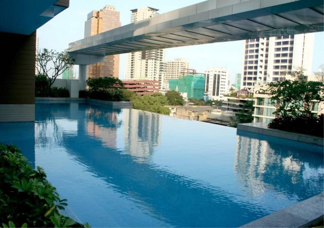 Bangkok Residential Agency's 2 Bed Condo For Rent in Phrom Phong BR5685CD 1