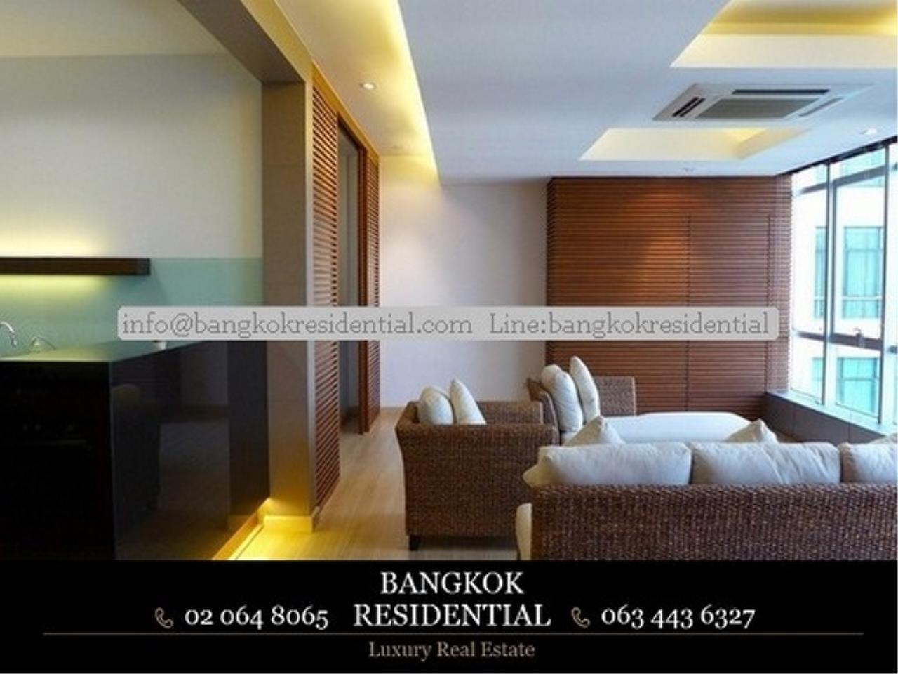 Bangkok Residential Agency's 2BR Baan Sathorn Chaophraya For Sale Or Rent (BR5715CD) 1