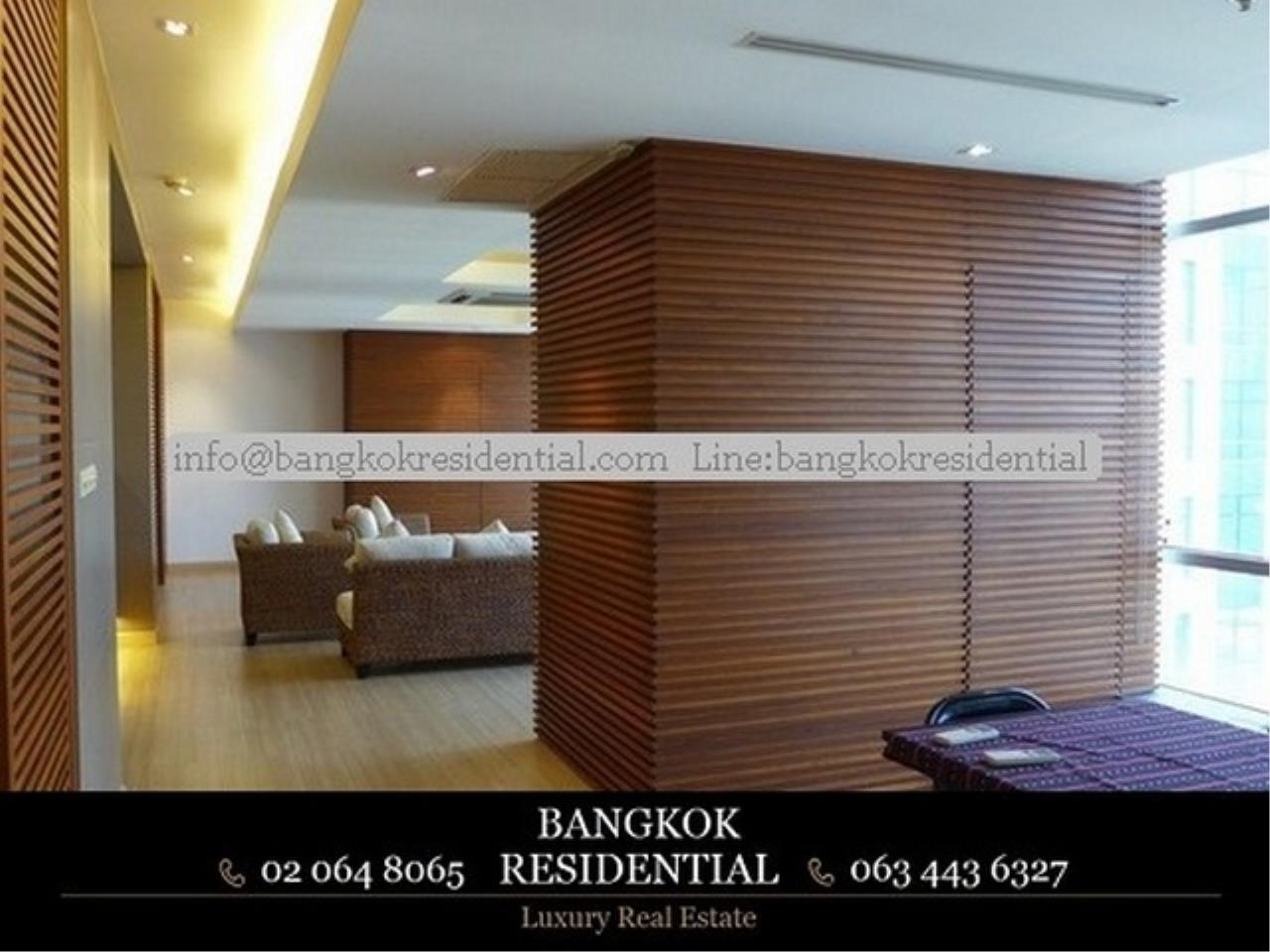 Bangkok Residential Agency's 2BR Baan Sathorn Chaophraya For Sale Or Rent (BR5715CD) 2