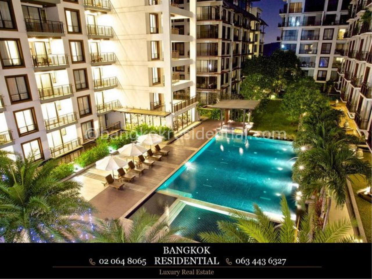 Bangkok Residential Agency's 2BR Amanta Ratchada For Sale Or Rent (BR5716CD) 3