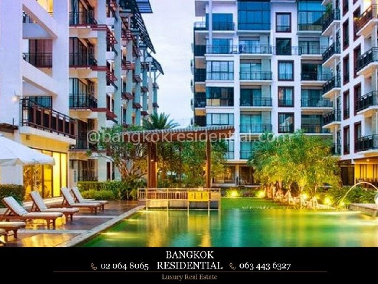 Bangkok Residential Agency's 2BR Amanta Ratchada For Sale Or Rent (BR5716CD) 4
