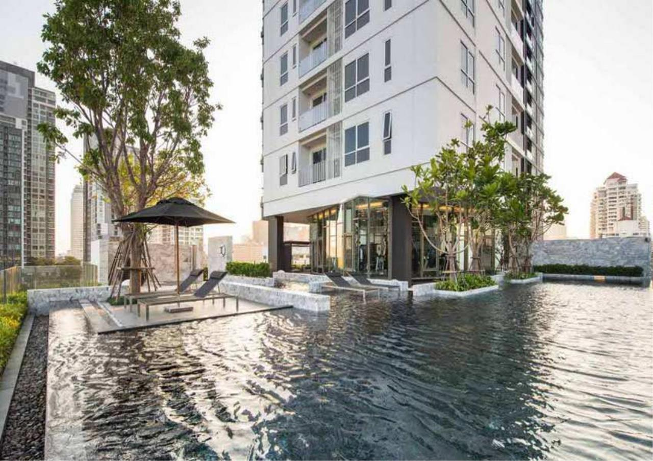 Bangkok Residential Agency's 1 Bed Condo For Rent in Thonglor BR5757CD 1