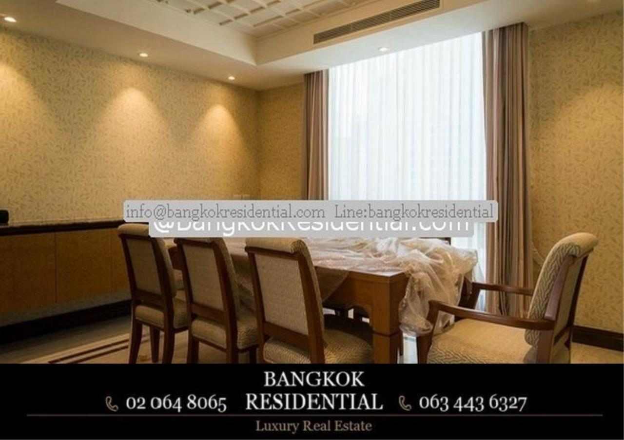 Bangkok Residential Agency's 3 Bed Condo For Rent in Chidlom BR5765CD 11