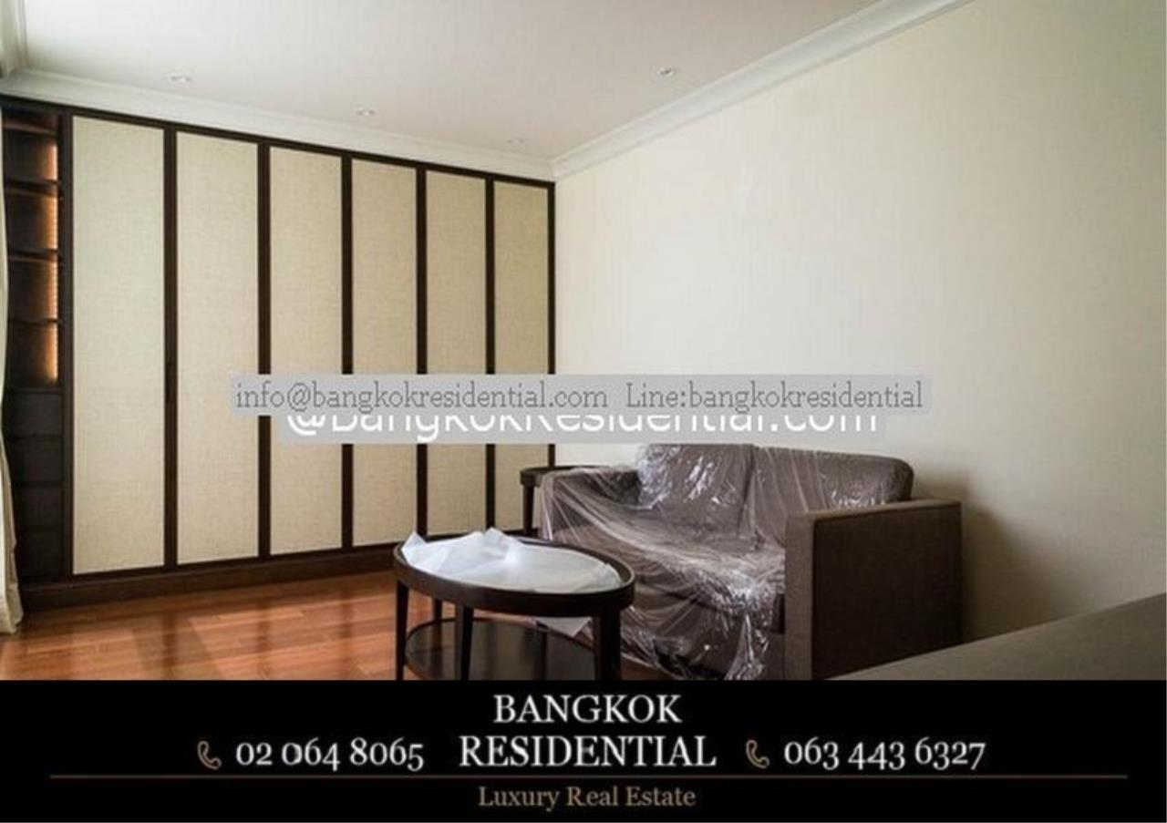 Bangkok Residential Agency's 3 Bed Condo For Rent in Chidlom BR5765CD 12