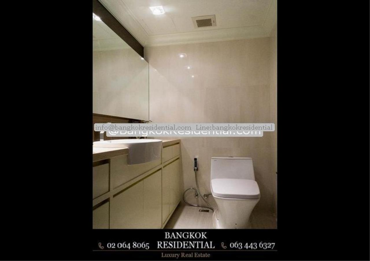 Bangkok Residential Agency's 3 Bed Condo For Rent in Chidlom BR5765CD 13