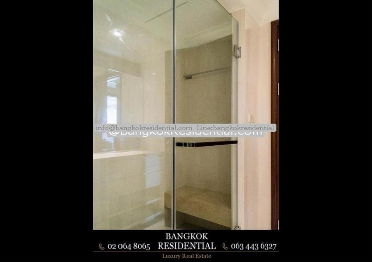 Bangkok Residential Agency's 3 Bed Condo For Rent in Chidlom BR5765CD 14