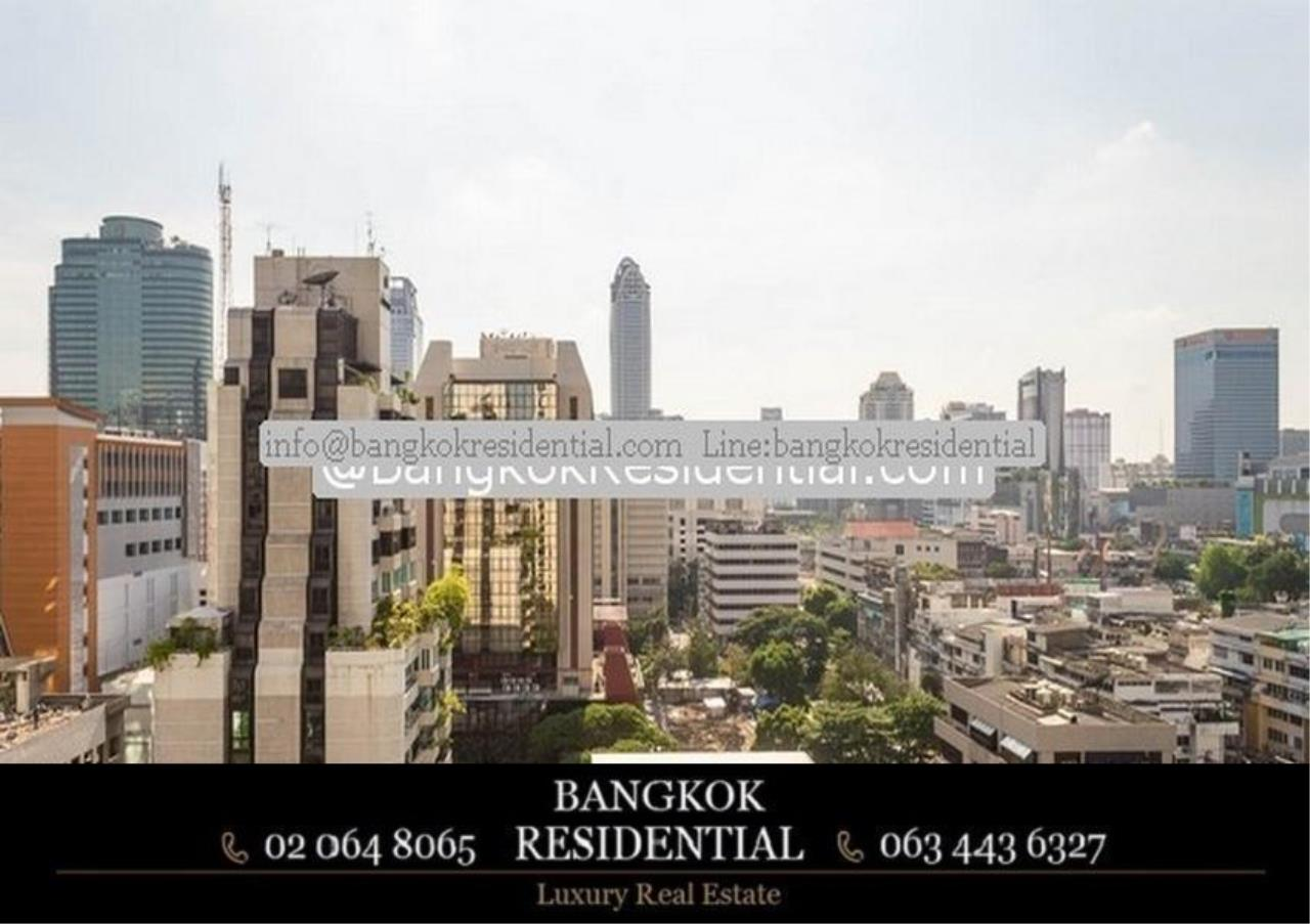 Bangkok Residential Agency's 3 Bed Condo For Rent in Chidlom BR5765CD 17