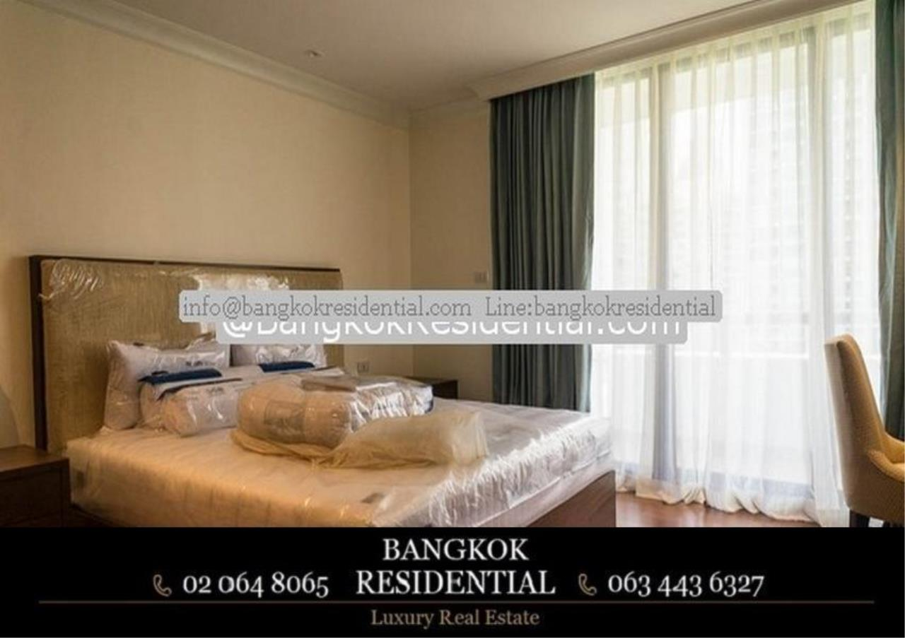 Bangkok Residential Agency's 3 Bed Condo For Rent in Chidlom BR5765CD 18