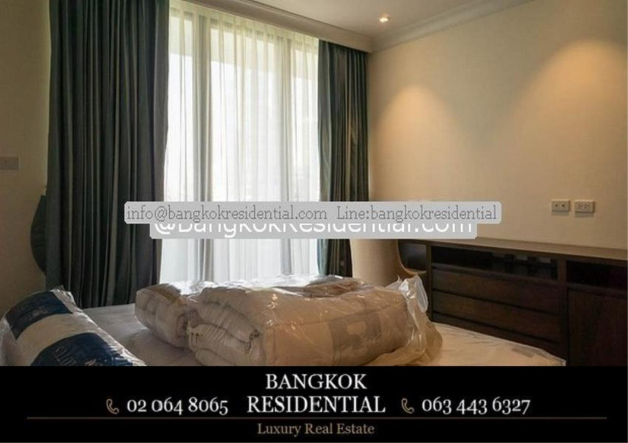 Bangkok Residential Agency's 3 Bed Condo For Rent in Chidlom BR5765CD 19