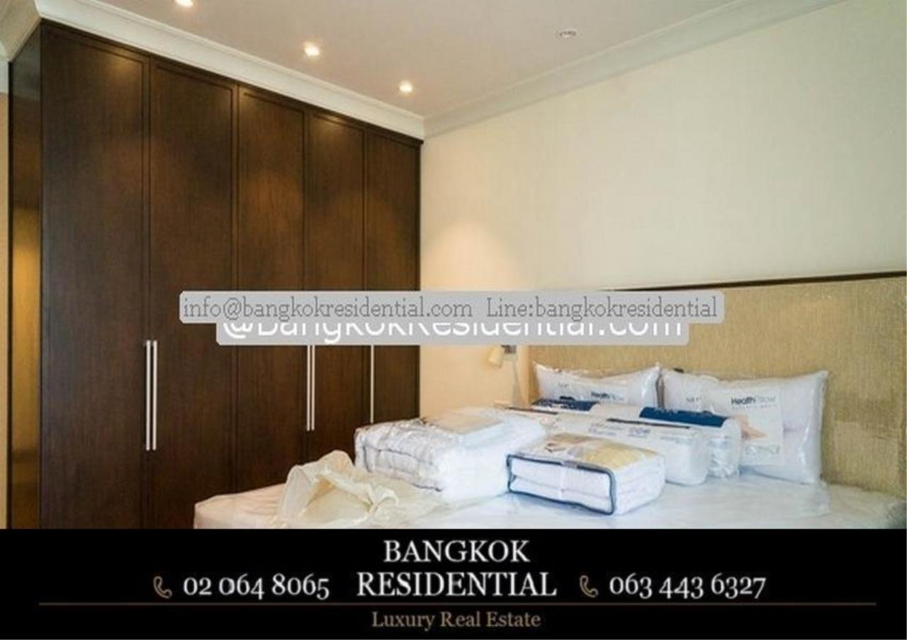 Bangkok Residential Agency's 3 Bed Condo For Rent in Chidlom BR5765CD 21