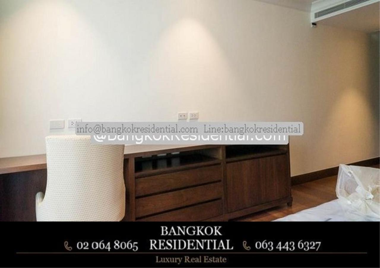 Bangkok Residential Agency's 3 Bed Condo For Rent in Chidlom BR5765CD 22