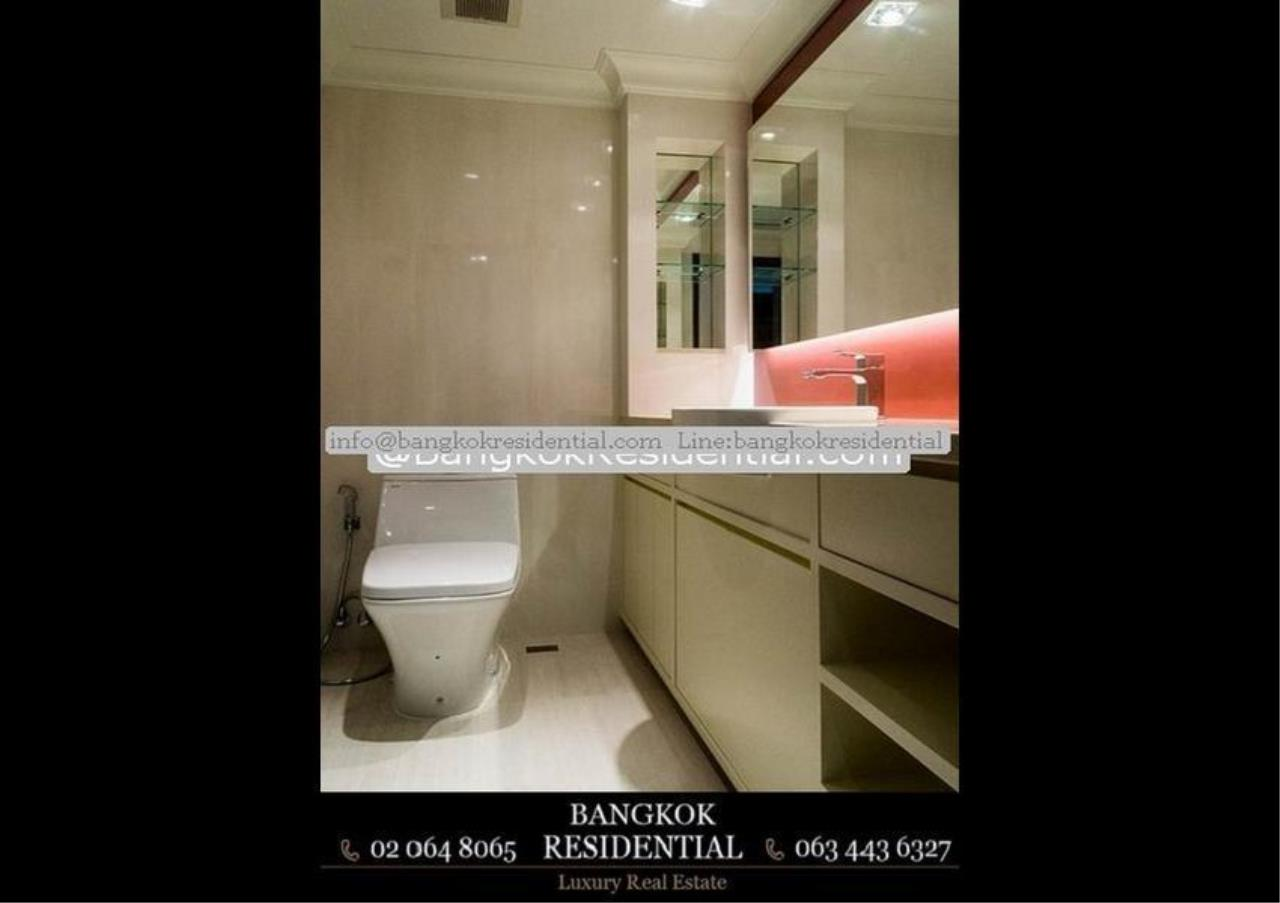 Bangkok Residential Agency's 3 Bed Condo For Rent in Chidlom BR5765CD 23