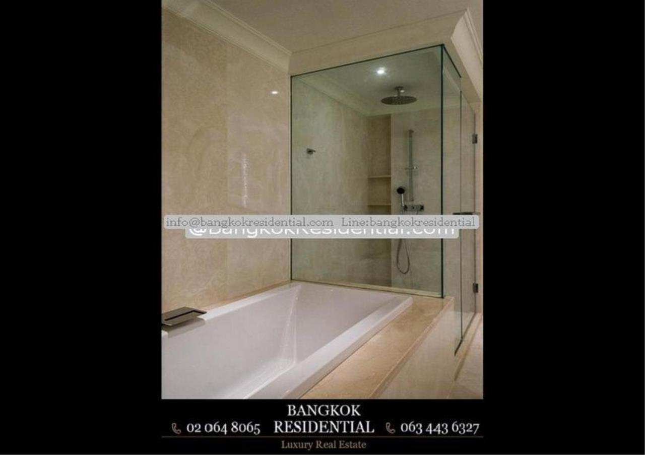 Bangkok Residential Agency's 3 Bed Condo For Rent in Chidlom BR5765CD 25
