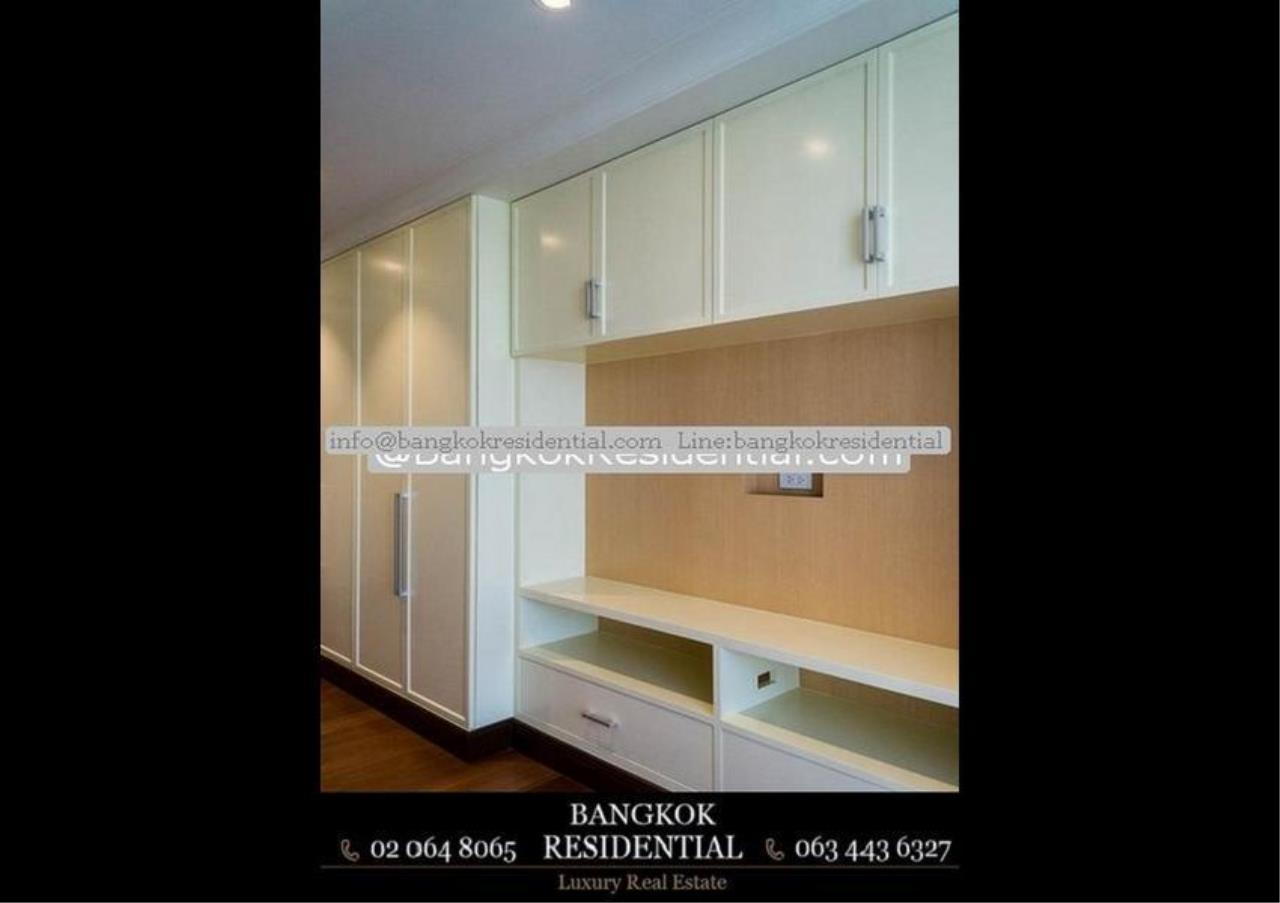 Bangkok Residential Agency's 3 Bed Condo For Rent in Chidlom BR5765CD 26