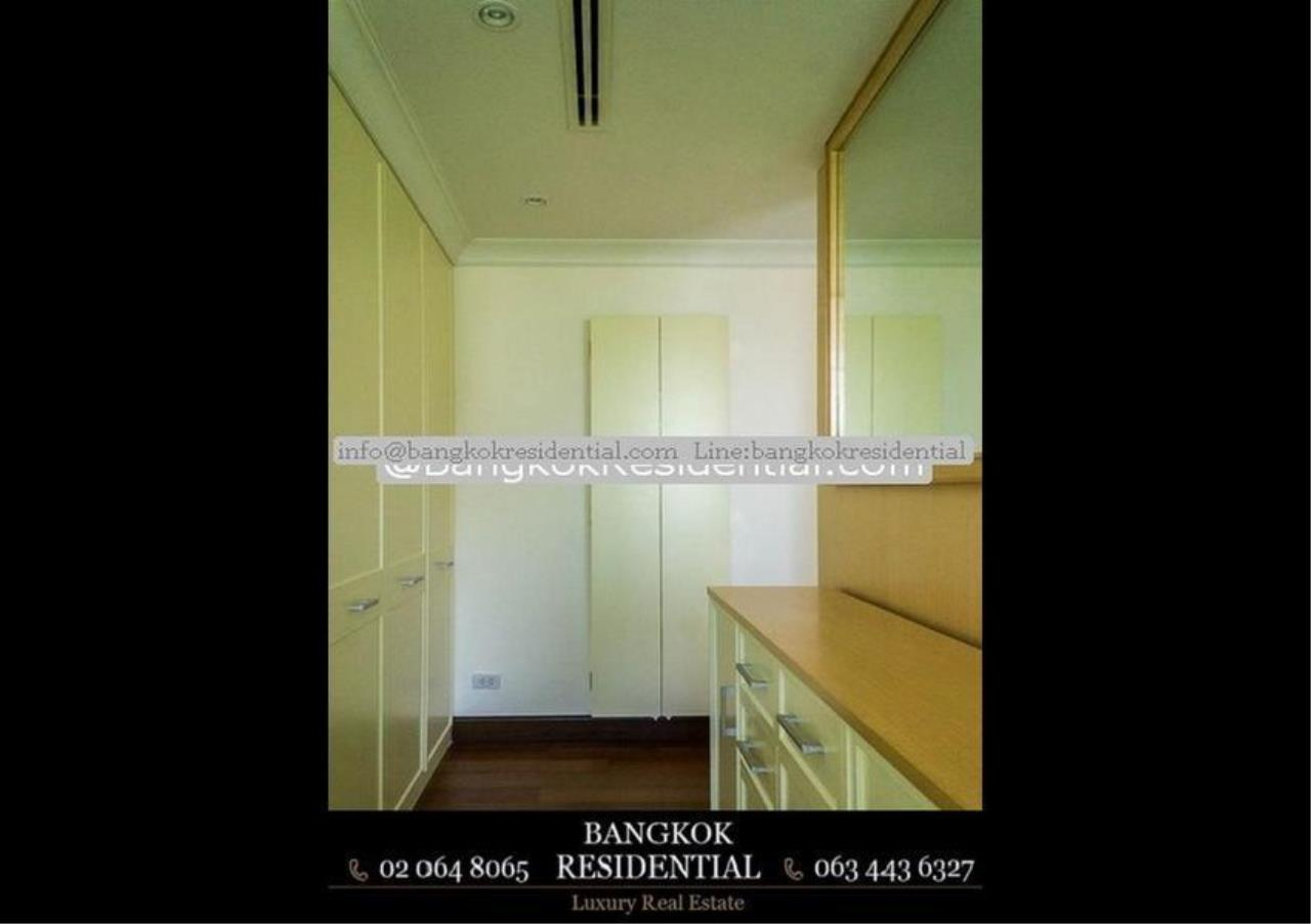 Bangkok Residential Agency's 3 Bed Condo For Rent in Chidlom BR5765CD 28