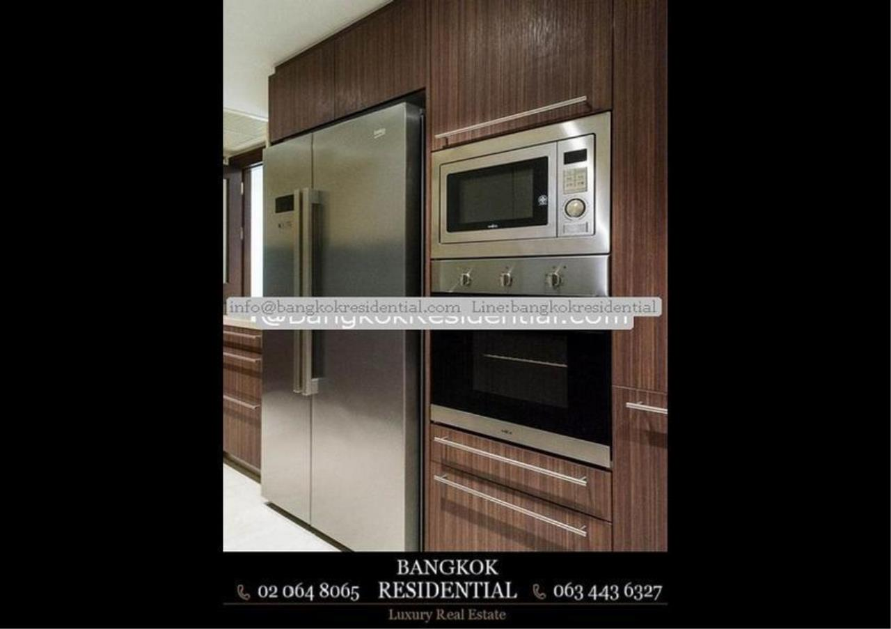 Bangkok Residential Agency's 3 Bed Condo For Rent in Chidlom BR5765CD 31