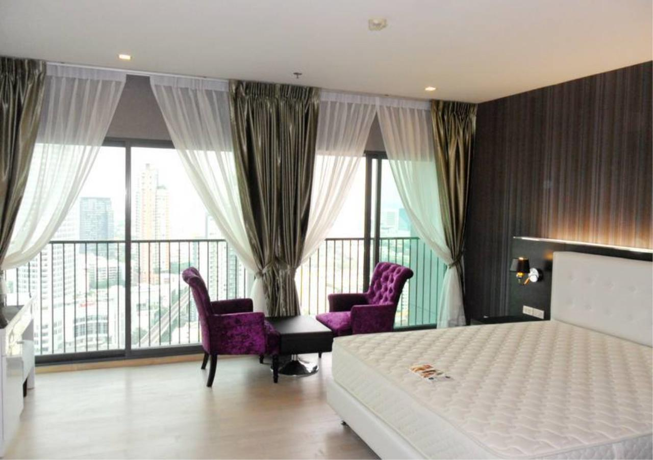 Bangkok Residential Agency's 3 Bed Condo For Rent in Thonglor BR5766CD 14