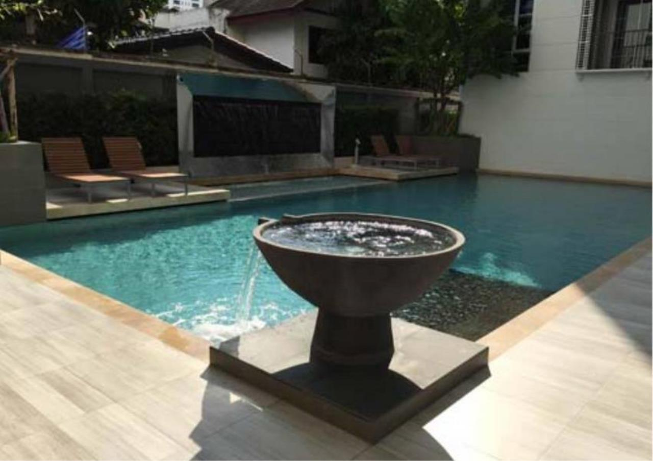 Bangkok Residential Agency's 2 Bed Condo For Rent in Phrom Phong BR5770CD 1