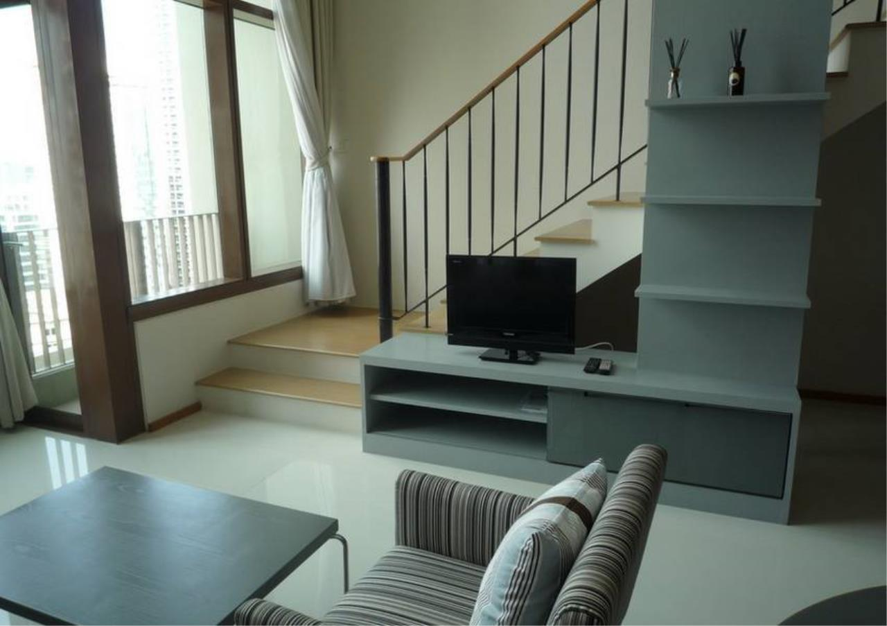 Bangkok Residential Agency's 1 Bed Condo For Rent in Phrom Phong BR5808CD 10
