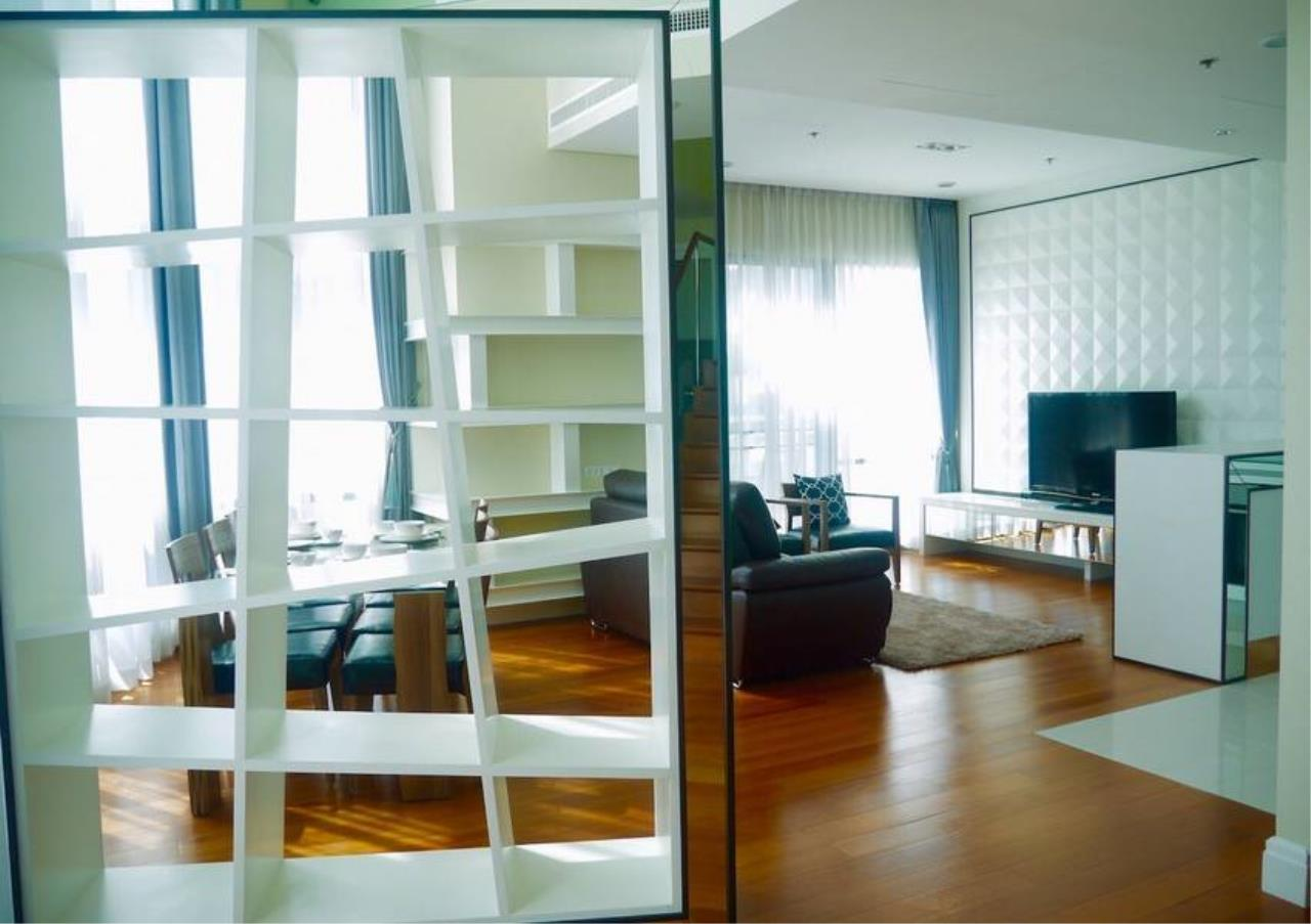 Bangkok Residential Agency's 3 Bed Condo For Sale in Phrom Phong BR5814CD 1