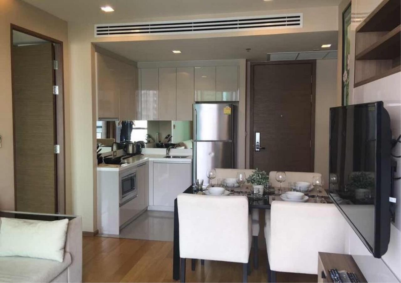 Bangkok Residential Agency's 2 Bed Condo For Sale in Sathorn BR5843CD 2