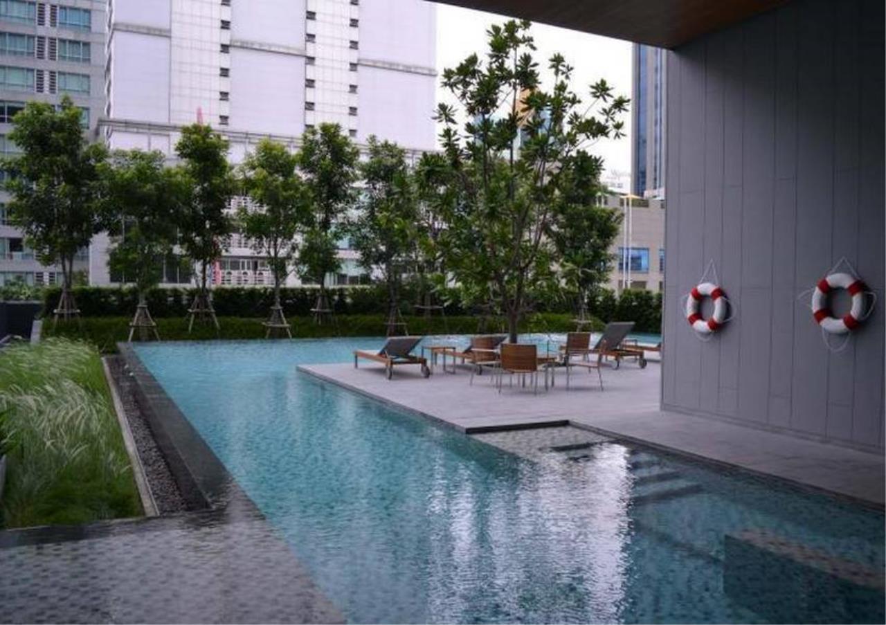 Bangkok Residential Agency's 2 Bed Condo For Rent in Nana BR5844CD 1