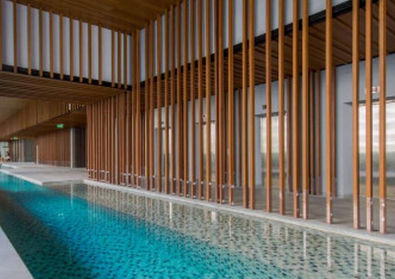 Bangkok Residential Agency's 2 Bed Condo For Rent in Nana BR5844CD 2
