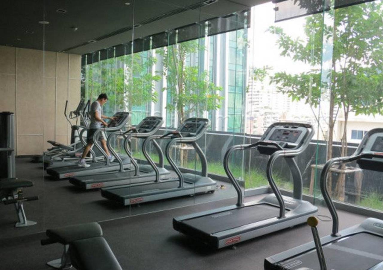 Bangkok Residential Agency's 2 Bed Condo For Rent in Nana BR5844CD 5