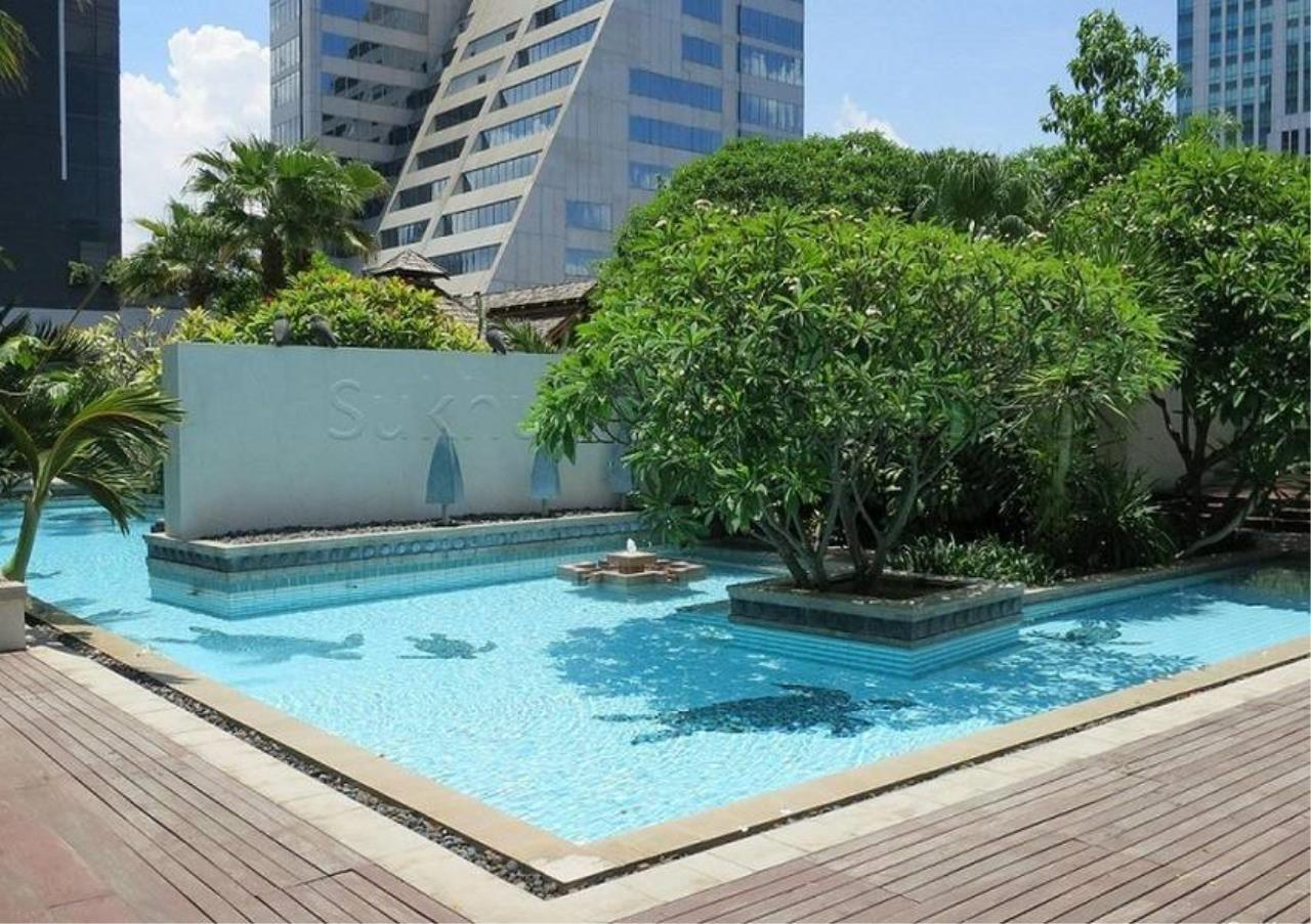 Bangkok Residential Agency's 2 Bed Condo For Rent in Phloenchit BR5845CD 3