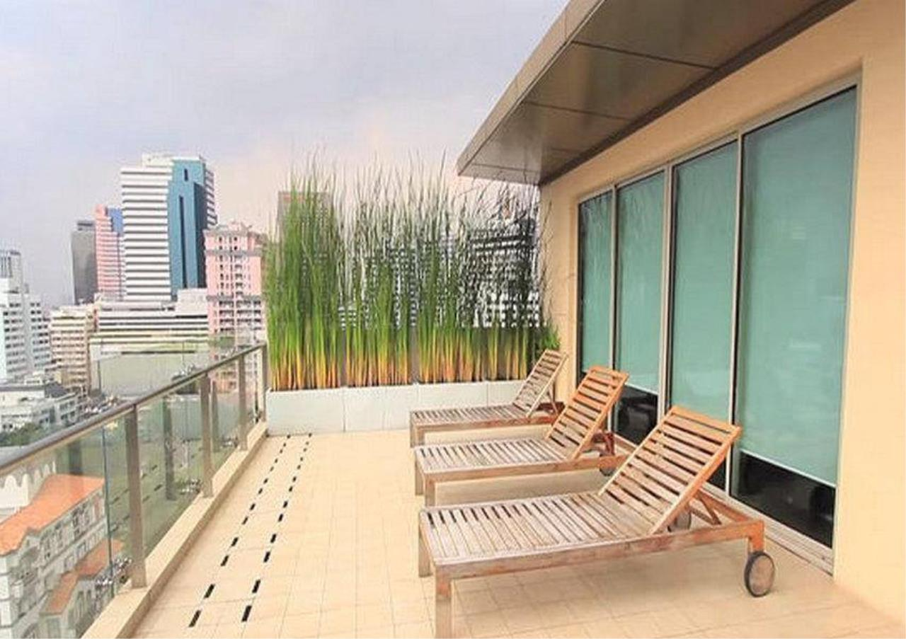 Bangkok Residential Agency's 2 Bed Condo For Rent in Silom BR5854CD 9