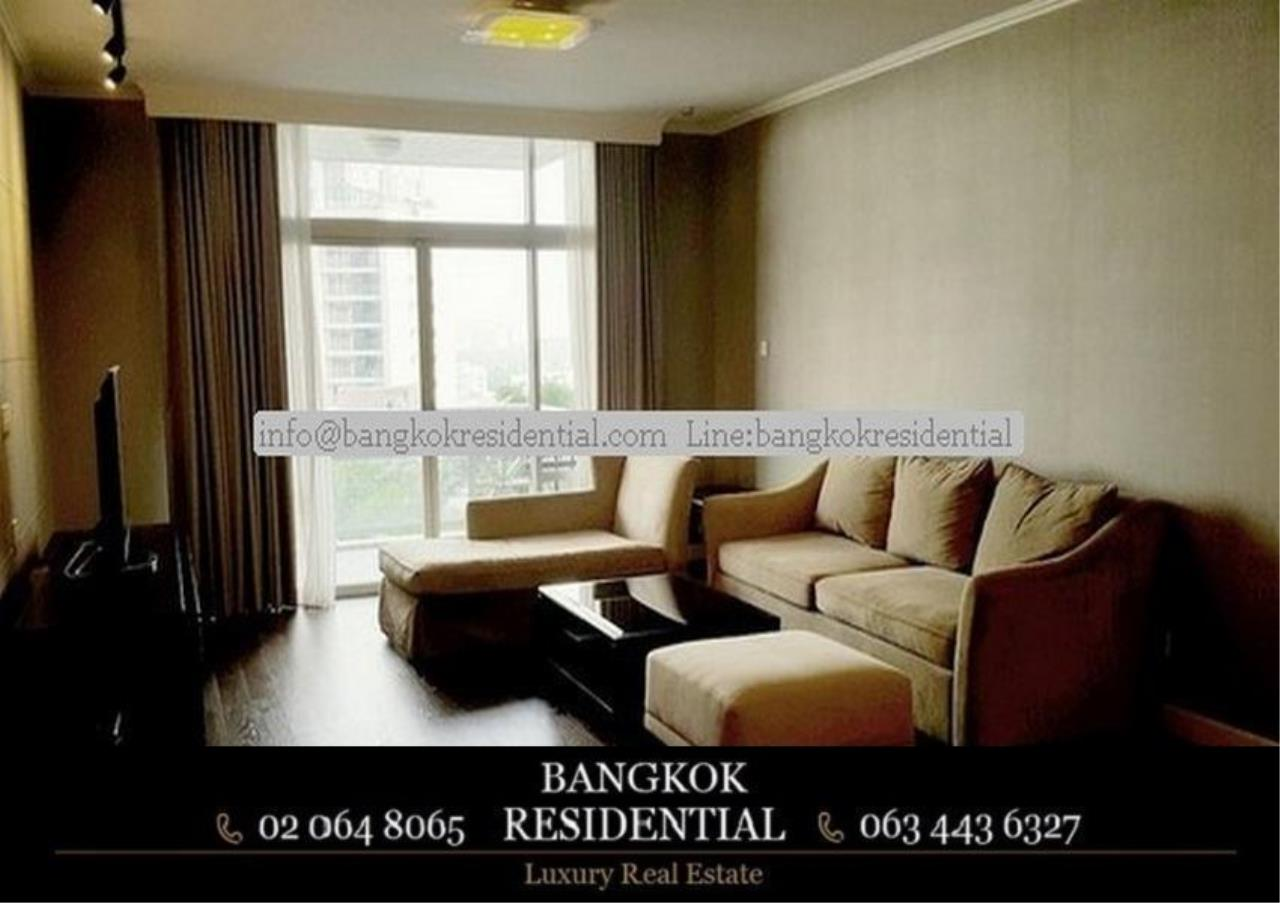 Bangkok Residential Agency's 2 Bed Condo For Rent in Phloenchit BR5858CD 1