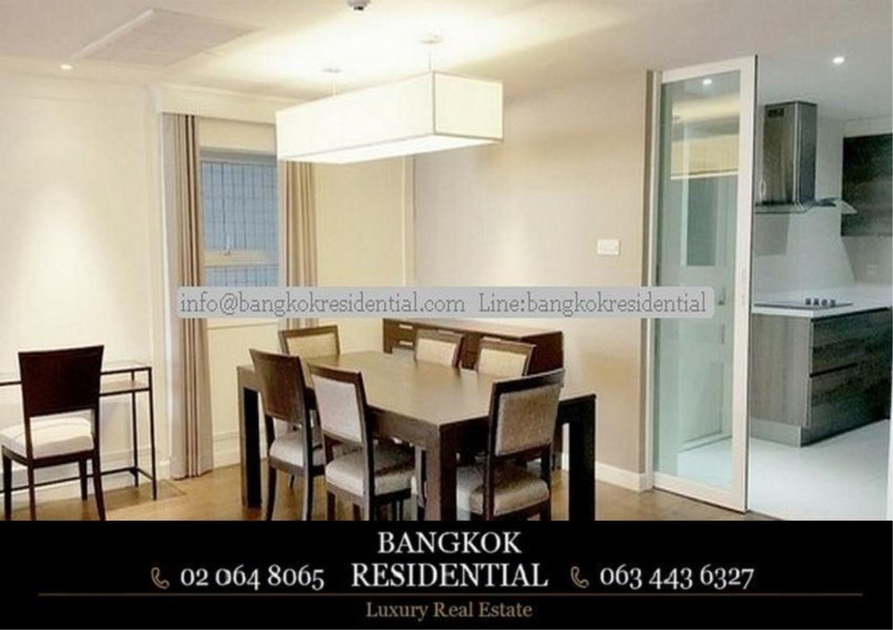 Bangkok Residential Agency's 2 Bed Condo For Rent in Phloenchit BR5858CD 4