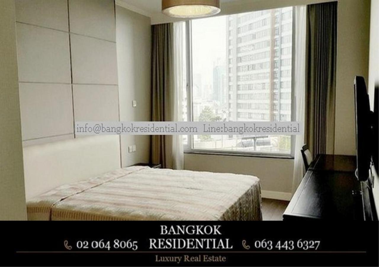 Bangkok Residential Agency's 2 Bed Condo For Rent in Phloenchit BR5858CD 5