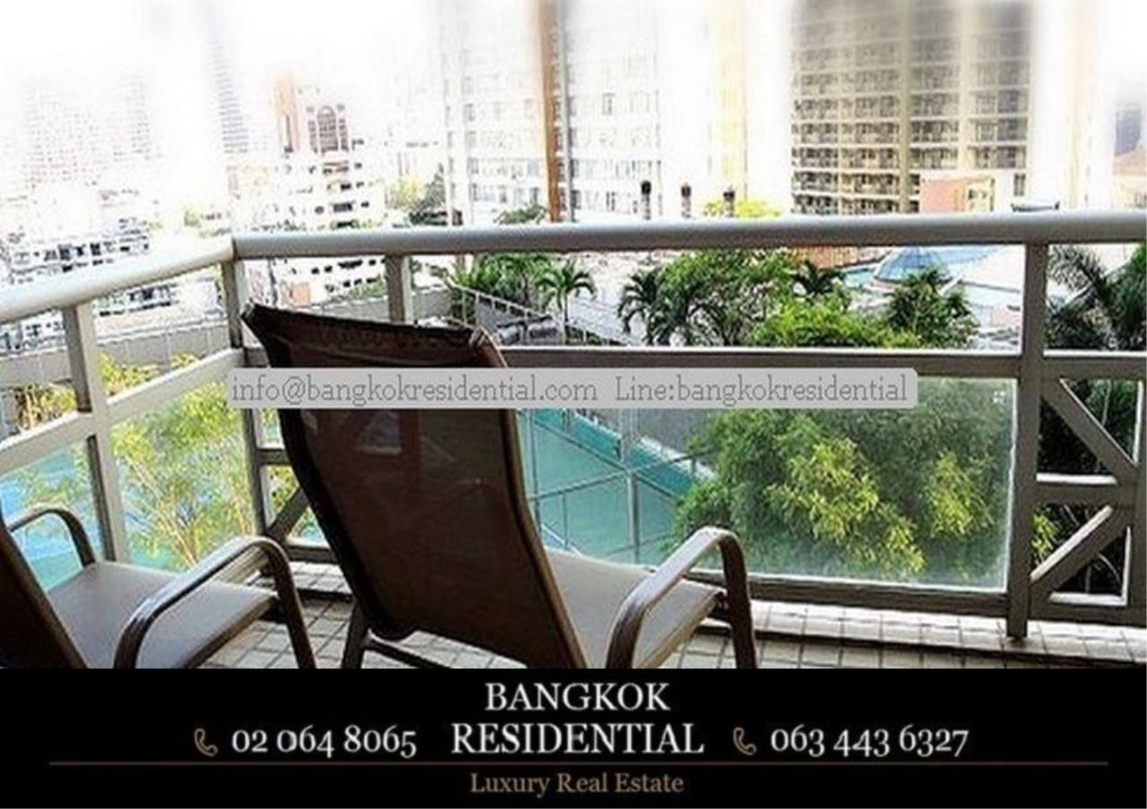 Bangkok Residential Agency's 2 Bed Condo For Rent in Phloenchit BR5858CD 7