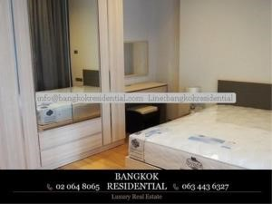 Bangkok Residential Agency's 2 Bed Condo For Rent in Nana BR5864CD 25