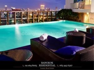 Bangkok Residential Agency's 2 Bed Condo For Rent in Chidlom BR5892CD 14