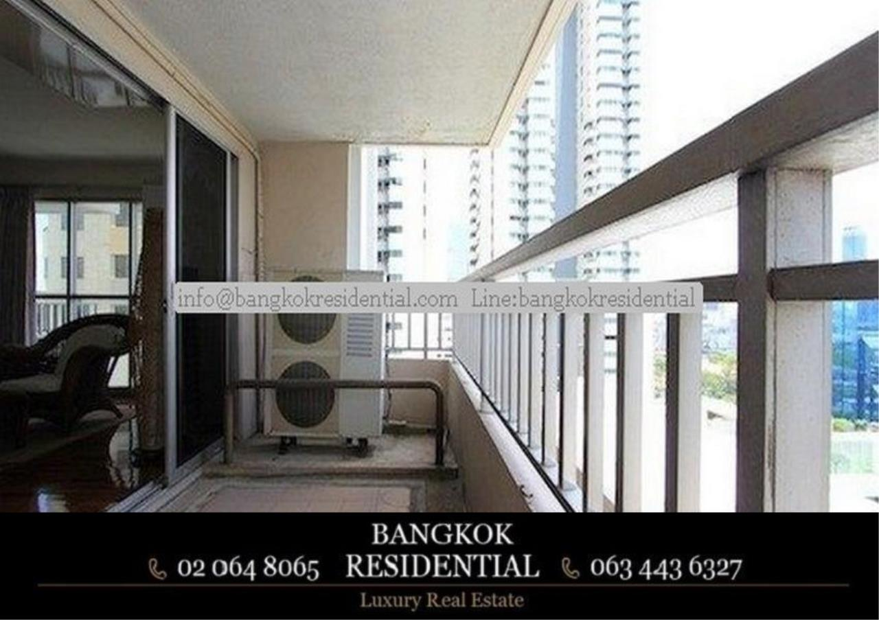 Bangkok Residential Agency's 4 Bed Condo For Rent in Sathorn BR5985CD 12