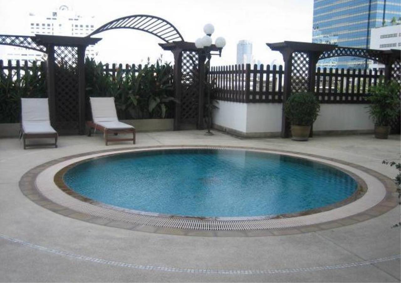 Bangkok Residential Agency's 3 Bed Condo For Rent in Nana BR6008CD 1