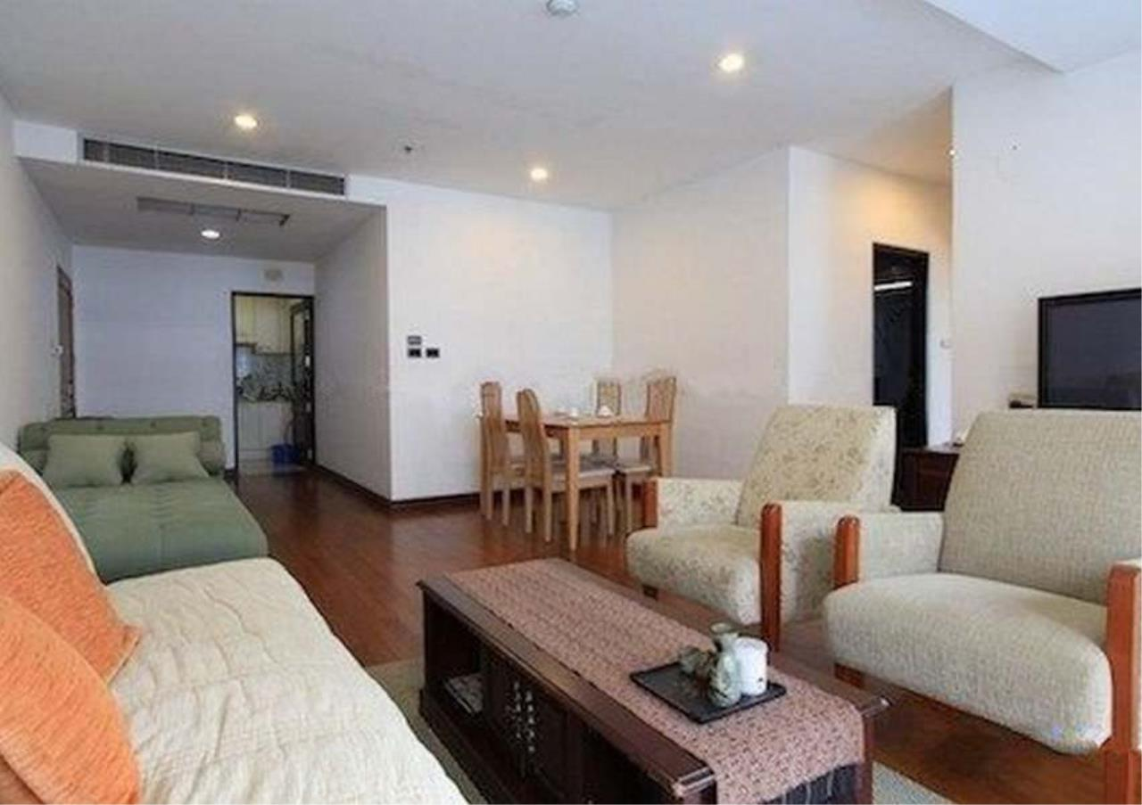 Bangkok Residential Agency's 2 Bed Condo For Rent in Chidlom BR6061CD 6