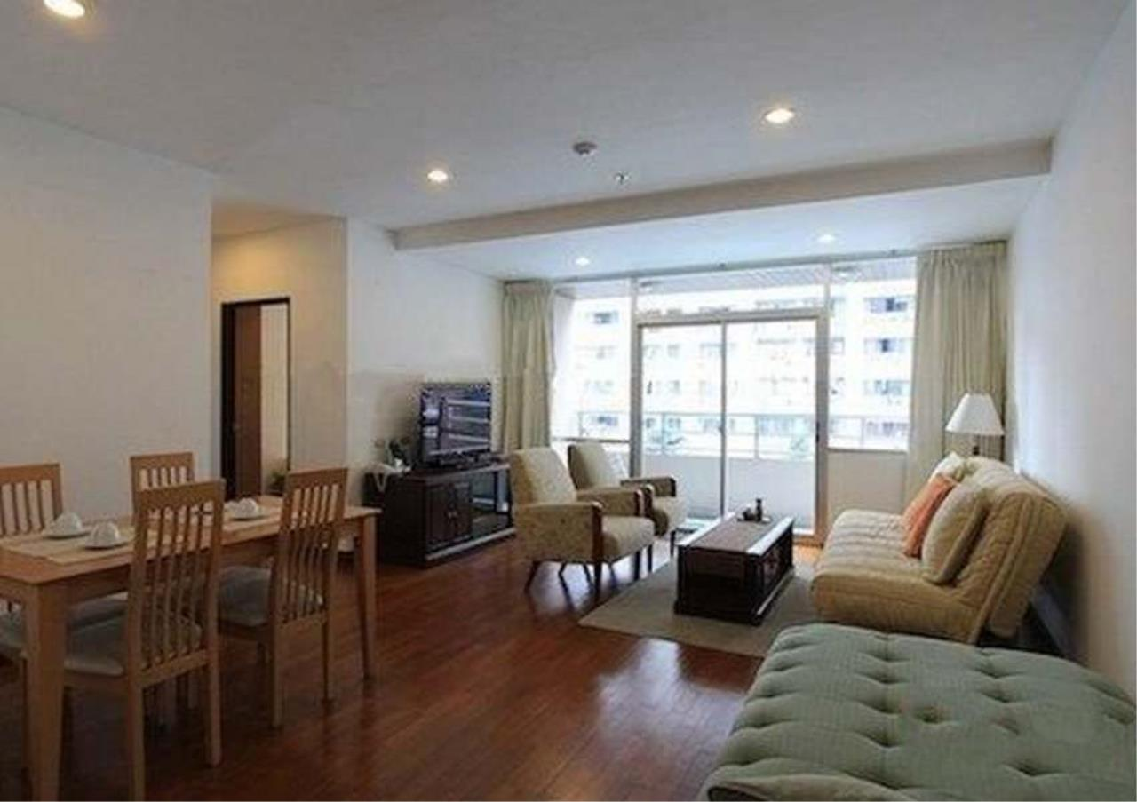 Bangkok Residential Agency's 2 Bed Condo For Rent in Chidlom BR6061CD 7