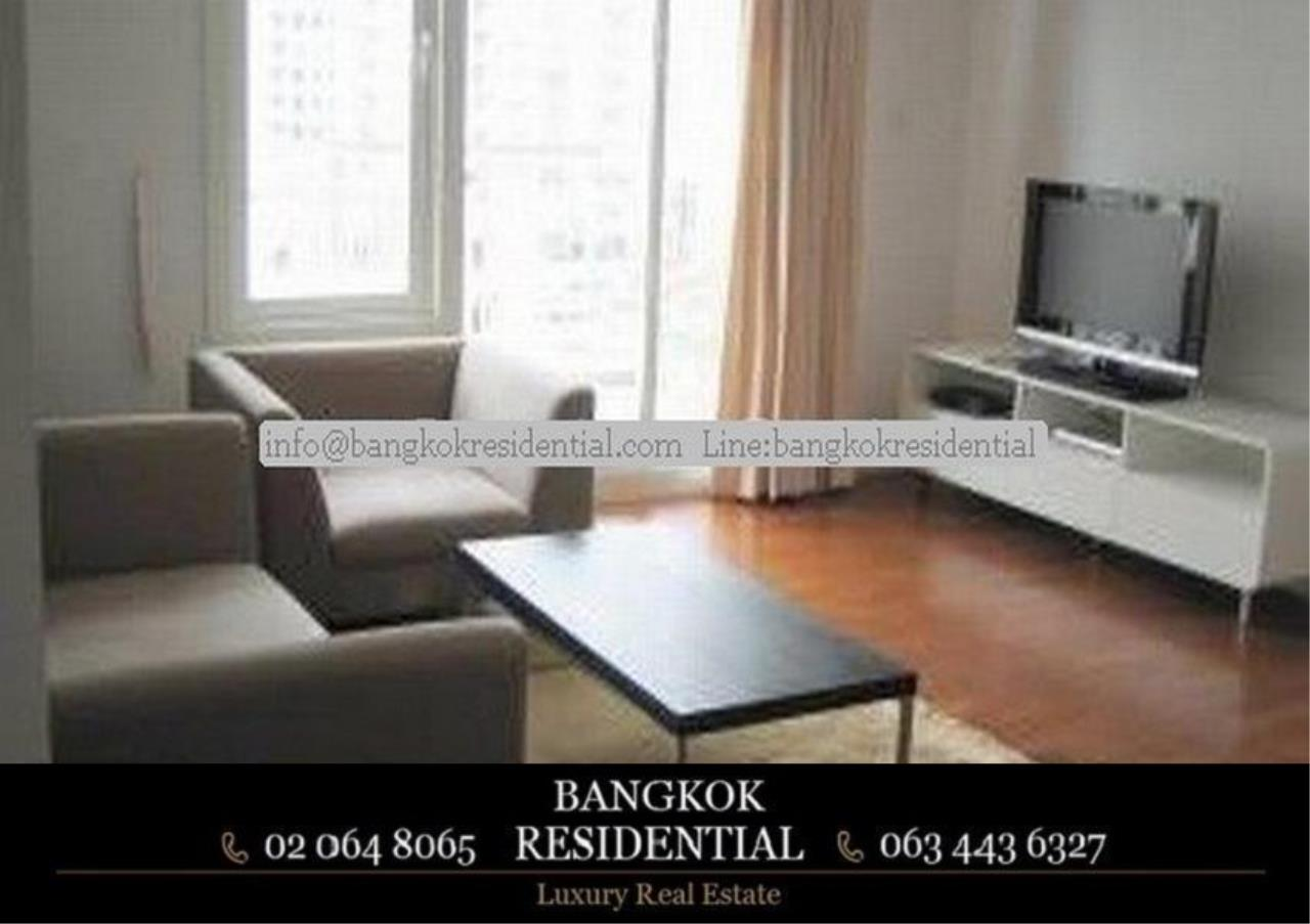 Bangkok Residential Agency's 2 Bed Condo For Rent in Phrom Phong BR6095CD 1