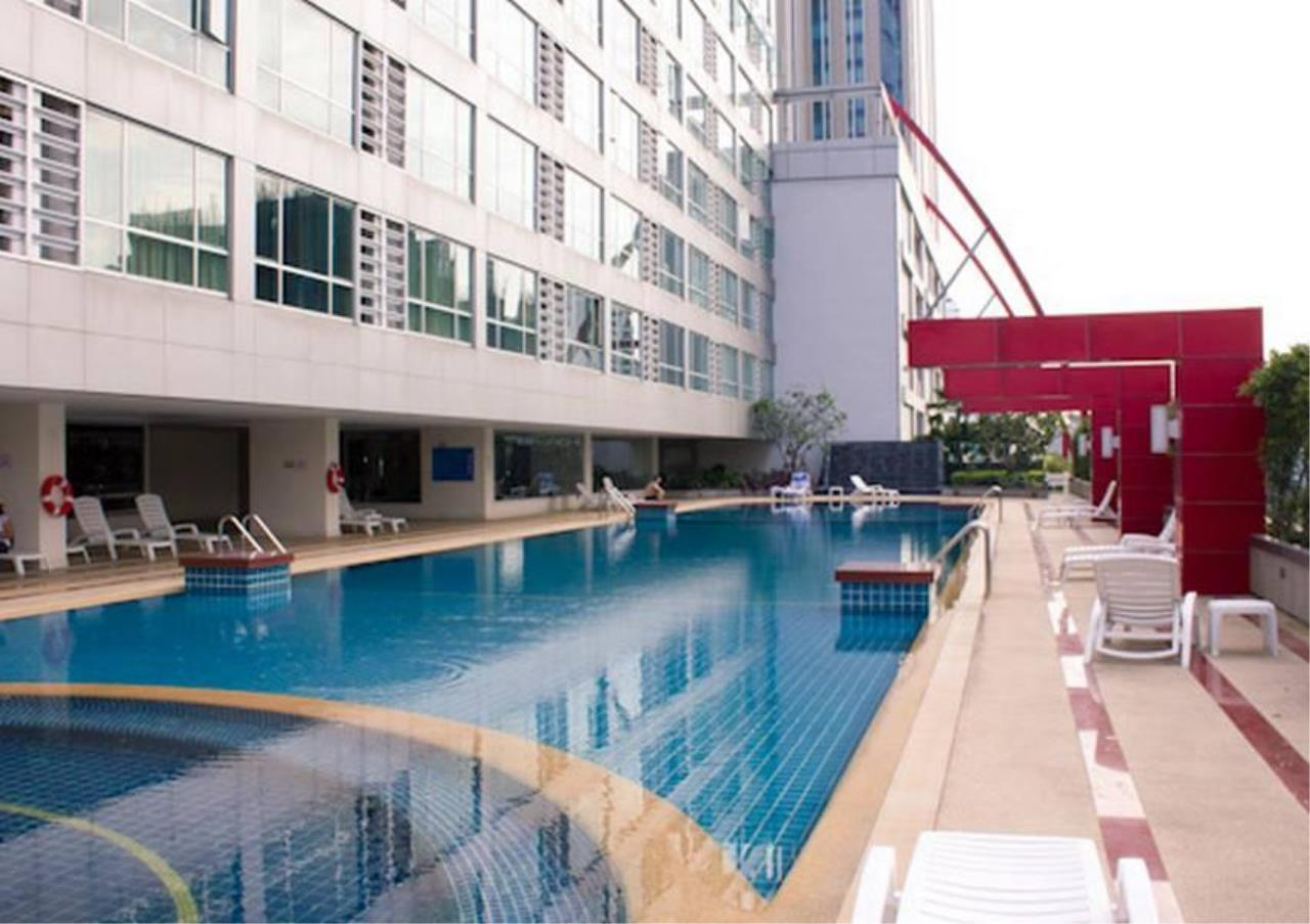 Bangkok Residential Agency's 2 Bed Condo For Rent in Nana BR6101CD 2