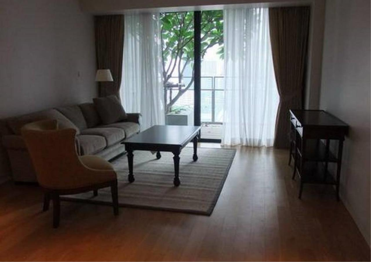 Bangkok Residential Agency's 2 Bed Condo For Rent in Sathorn BR6114CD 1