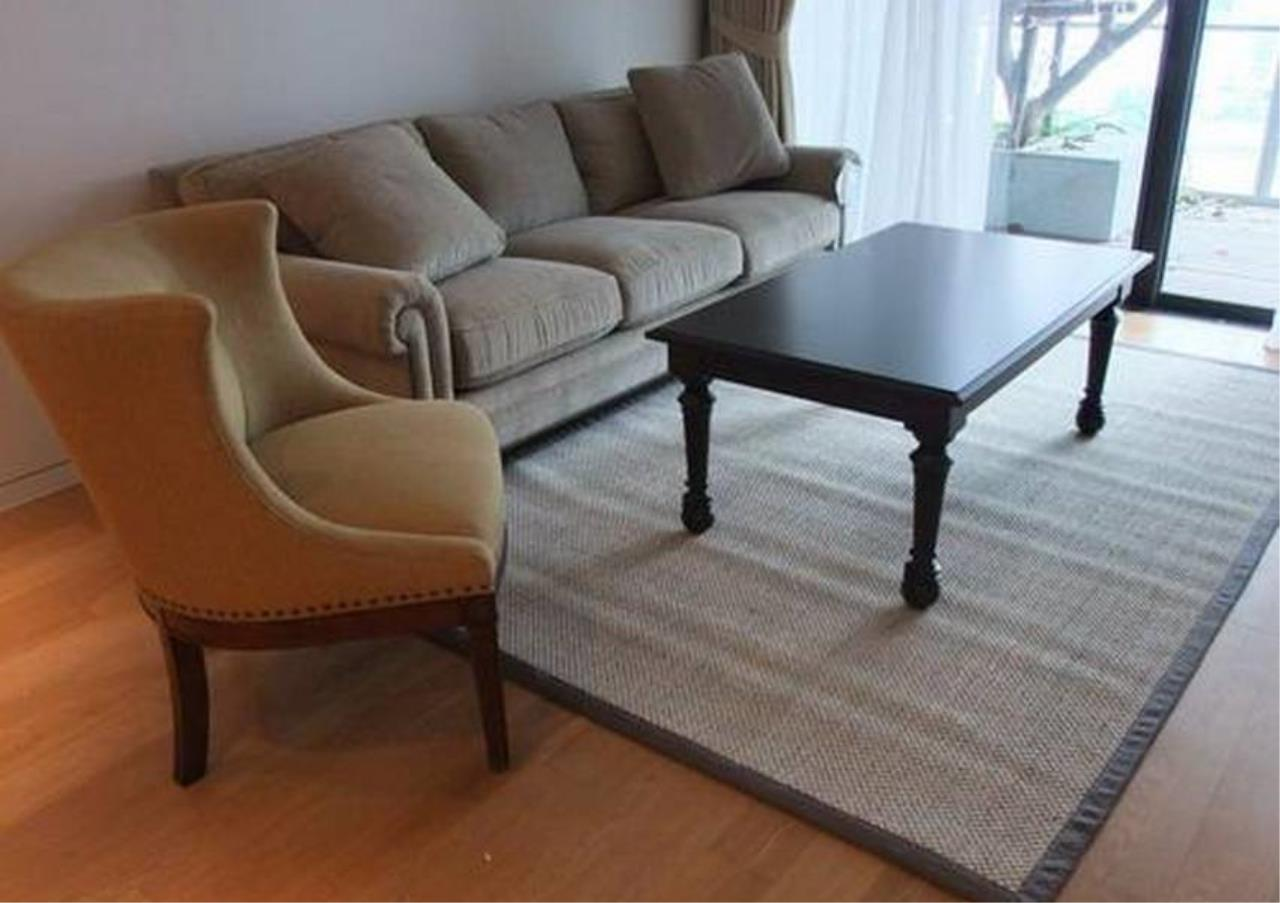Bangkok Residential Agency's 2 Bed Condo For Rent in Sathorn BR6114CD 2
