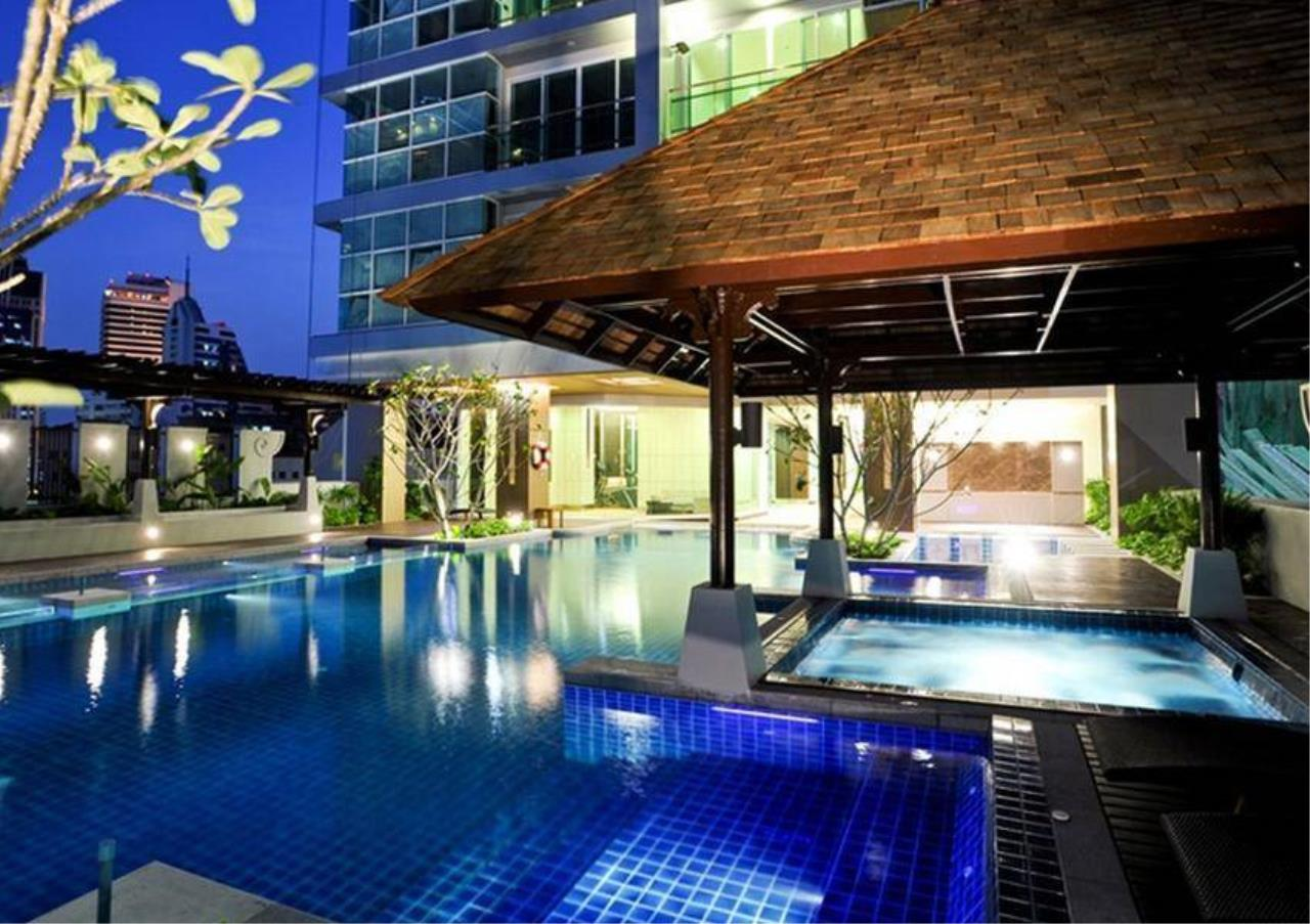 Bangkok Residential Agency's 2 Bed Condo For Rent in Nana BR6148CD 1