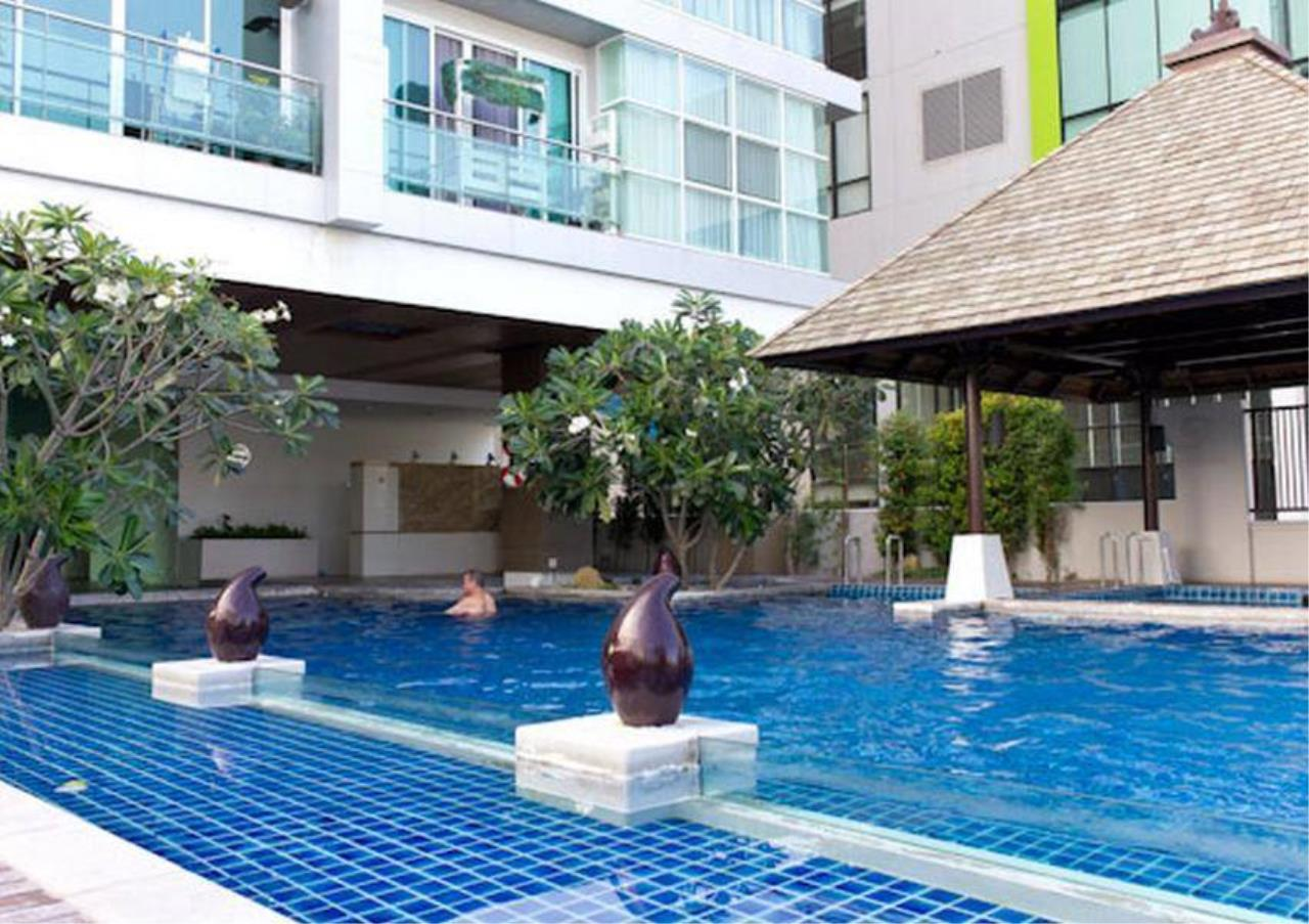 Bangkok Residential Agency's 2 Bed Condo For Rent in Nana BR6148CD 2