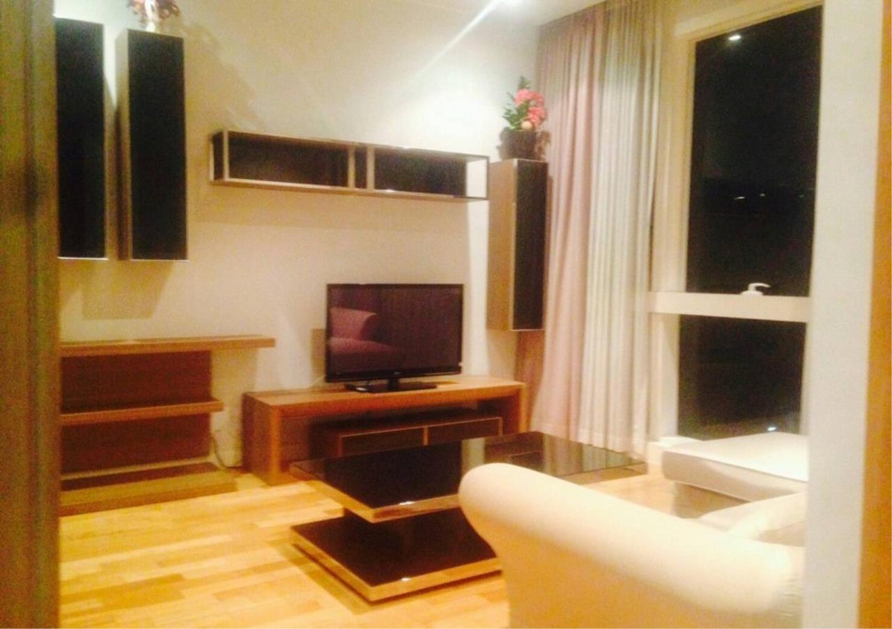 Bangkok Residential Agency's 2 Bed Condo For Rent in Asoke BR6155CD 1